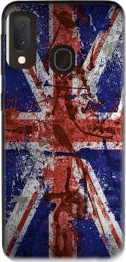 Union Jack Painting Case for Samsung Galaxy A20E