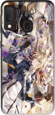 Violet Evergarden Case for Samsung Galaxy A20E