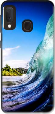 Wave Wall Case for Samsung Galaxy A20E