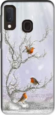 winter wonderland Case for Samsung Galaxy A20E