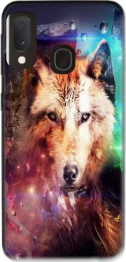 Wolf Imagine Case for Samsung Galaxy A20E