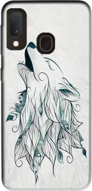 Wolf  Case for Samsung Galaxy A20E