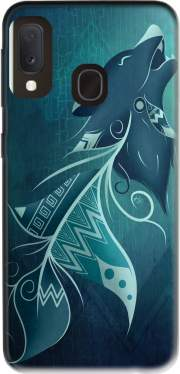 Wolfeather Case for Samsung Galaxy A20E