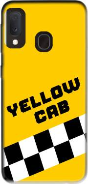 Yellow Cab Case for Samsung Galaxy A20E