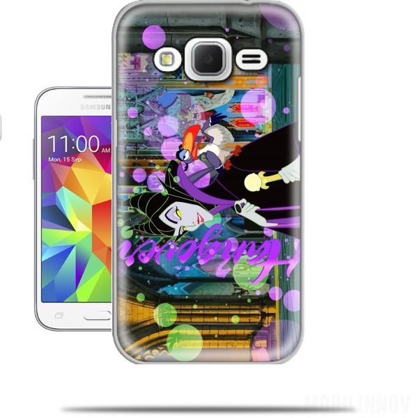 new product 151da eb159 Disney Hangover: Maleficent feat. Zazu case for Samsung Galaxy Core Prime