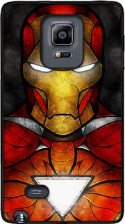 The Iron Man Case for Samsung Galaxy Note Edge