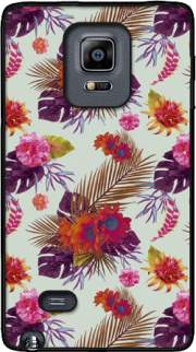 Tropical Floral passion Case for Samsung Galaxy Note Edge