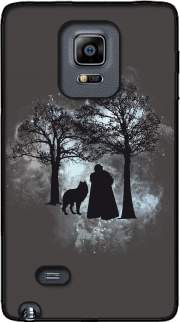 Wolf Snow Case for Samsung Galaxy Note Edge