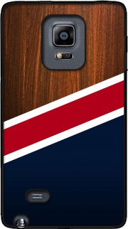 Wooden New England Case for Samsung Galaxy Note Edge