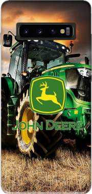 John Deer tractor Farm Case for Samsung Galaxy S10