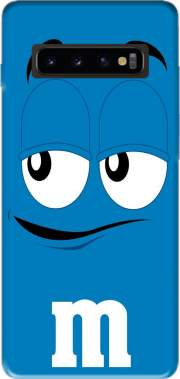 M&M's Blue Case for Samsung Galaxy S10