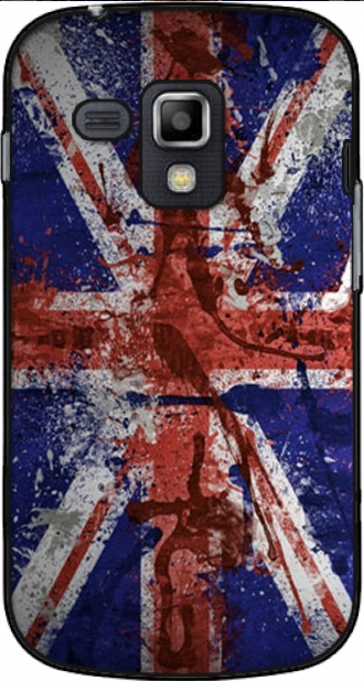Case Samsung Galaxy Trend Plus S7580 with pictures flag