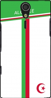 Algeria Shirt Fennec Football Sony Ericsson Xperia S HD Case