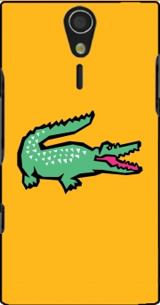 alligator crocodile lacoste Sony Ericsson Xperia S HD Case