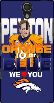 American Football: Payton Manning Case for Sony Ericsson Xperia S HD