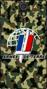Armee de terre - French Army Case for Sony Ericsson Xperia S HD