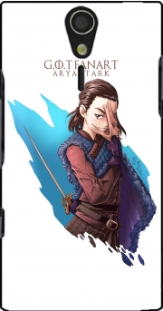 Arya Stark Case for Sony Ericsson Xperia S HD