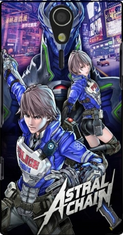 Astral Chain Sony Ericsson Xperia S HD Case