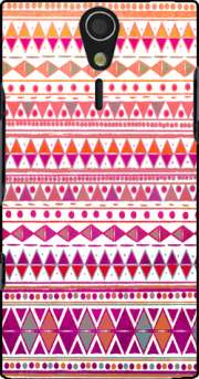 Tribal Aztec Summer Breeze Case for Sony Ericsson Xperia S HD