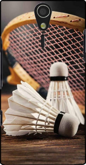 Case Badminton Champion for Sony Ericsson Xperia S HD
