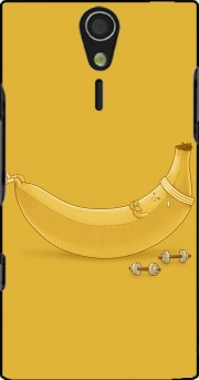 Banana Crunches Case for Sony Ericsson Xperia S HD
