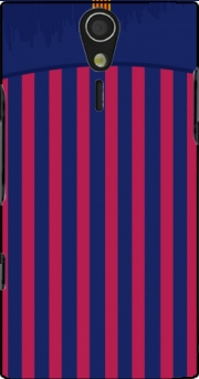 Barcelone Football Case for Sony Ericsson Xperia S HD