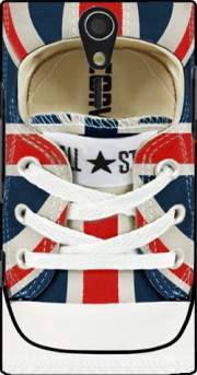 All Star Basket shoes Union Jack London Case for Sony Ericsson Xperia S HD