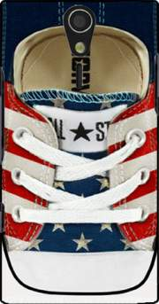 All Star Basket shoes USA Case for Sony Ericsson Xperia S HD