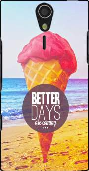 Big Ice Cream Case for Sony Ericsson Xperia S HD