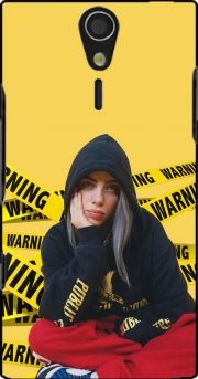 Billie Eilish Case for Sony Ericsson Xperia S HD