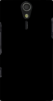 Black Case for Sony Ericsson Xperia S HD