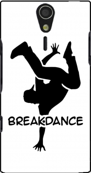 Break Dance Case for Sony Ericsson Xperia S HD
