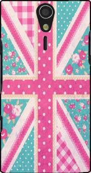 British Girls Flag Sony Ericsson Xperia S HD Case