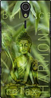 Buddha Case for Sony Ericsson Xperia S HD