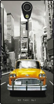 Yellow taxi City of New York City Case for Sony Ericsson Xperia S HD