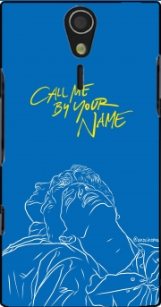 Call me by your name Case for Sony Ericsson Xperia S HD