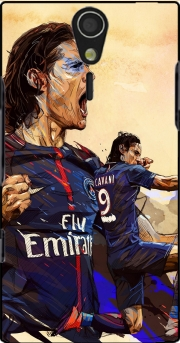 Cavani the hunter parisian Sony Ericsson Xperia S HD Case