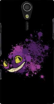 Cheshire spirit Case for Sony Ericsson Xperia S HD