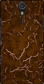 Chocolate Devil Case for Sony Ericsson Xperia S HD
