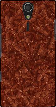 Chocolate Guard Buckingham Case for Sony Ericsson Xperia S HD