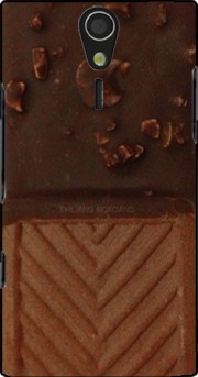 Chocolate Ice Case for Sony Ericsson Xperia S HD