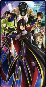 Code Geass Case for Sony Ericsson Xperia S HD