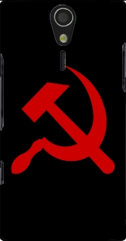 Communist sickle and hammer Case for Sony Ericsson Xperia S HD