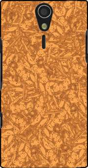 Cookie David by Michelangelo Case for Sony Ericsson Xperia S HD