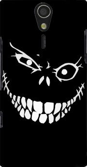 Crazy Monster Grin Case for Sony Ericsson Xperia S HD