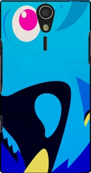 Dory Blue Fish Sony Ericsson Xperia S HD Case