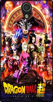 Dragon Ball X Avengers Case for Sony Ericsson Xperia S HD