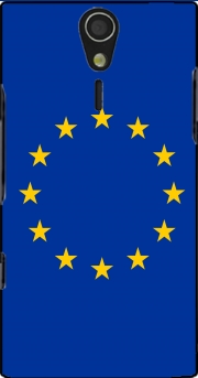 Europeen Flag Sony Ericsson Xperia S HD Case