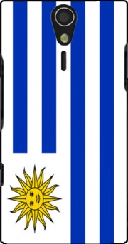 flag of Uruguay Case for Sony Ericsson Xperia S HD