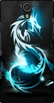 Dragon Electric Case for Sony Ericsson Xperia S HD